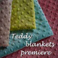 ONLY TODAY NEW TEDDY BLANKETS IN CAMAPIGNPRICE -15%!