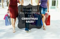 10 Sites You Should Know for Christmas Deals - MoneySavingQueen - October 2012