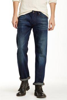 "Viker Regular Straight Leg Jean - 32"" Inseam"