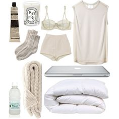 Lazy Saturdays by charandnaylor on Polyvore