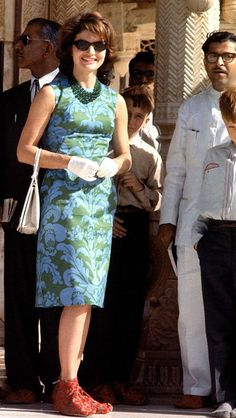 Jackie O in India