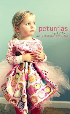 Personalized PETUNIAS' Satin Owl Fox Car Doll Fluffy by PETUNIAS, $27.00
