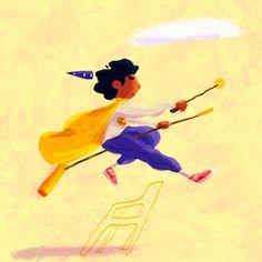 Un poco tarde pero aquí va: Me es difícil imaginar la magia de mi infancia sin Harry Potter. Mil gracias a ese VHS alquilado (al cual reproducía una y otra vez). . . #illustration #illustrationartist #childrenbooks #childhoodweek #ilustradorescolombianos #diseñadorescolombianos