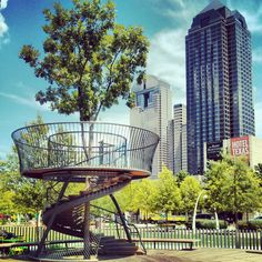Klyde Warren Park, Dallas, Texas, Weekend Activities, Kids Activities, Fun  Family Friendly Activities