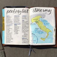 10 Bullet Journal Travel Page Ideas To Inspire Some Serious Wanderlust Is your goal to travel? Then you'll love these great BULLET JOURNAL TRAVEL page ideas and spreads. Bullet Journal Vacation, Bullet Journal Layout, Bullet Journal Inspiration, Bullet Journals, Journal Ideas, Bullet Journal Packing List, Bullet Journal Savings Tracker, Bullet Journal Entries, Travel Journal Scrapbook