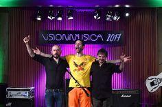 Seminario di Paul Gilbert a Visioninmusica 2017 - © foto di Roberto Pierangeli