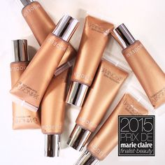 Our much-loved ModelCo Luminosity is a finalist in the Prix De @marieclaireau Awards, Best Make-up Product (Steal) cateogry! #ModelCo #Luminosity #Illuminator