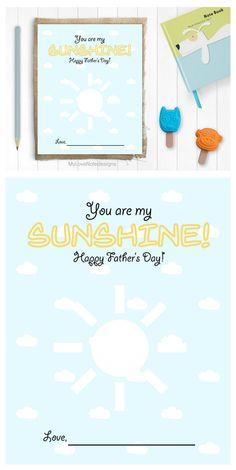 Father's Day Art Project | eighteen25 | Bloglovin'