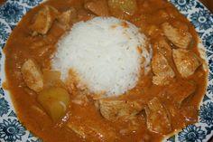 Ruokasurffausta: Massaman curry