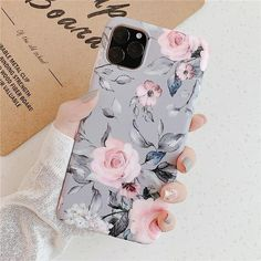 Flower Holder Stand iPhone Case - For iphone 7 or 8 / Style 803