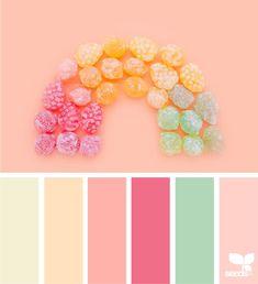 Color Schemes Colour Palettes, Spring Color Palette, Pastel Colour Palette, Colour Pallette, Pastel Colors, Summer Color Palettes, Seeds Color Palettes, Purple Color Schemes, Pantone Colour Palettes