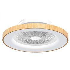 Ventilador de techo iluminación LED lámpara ventilador de radiador residenciales ess sueño Big Light