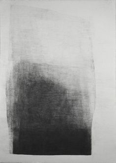 "Emily Gherard, Untitled, 2013, Graphite on Paper, 40"" x 30"""