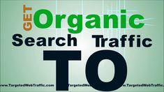How To Get Organic Traffic | Organic Search Traffic | Buy Google Organic...
