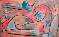 Dream Winter Klee Paul -