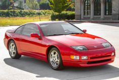 17k Mile 1996 Nissan 300zx 5 Speed Nissan 300zx Nissan Classic Ford Trucks