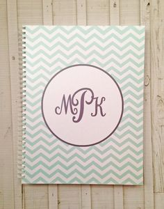 Personalized Wedding Planner Bridal by InvitingStyleDesigns