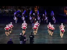Basel Tattoo 2016 - Canadiana Celtic Highland Dancers, Kanada - YouTube