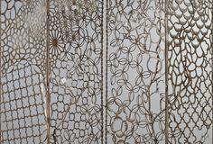 Collage Garden Gate Doors - d wiseman