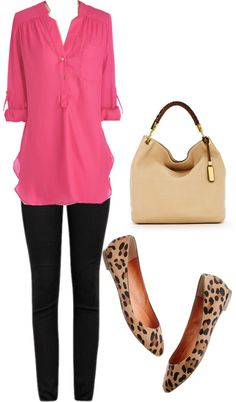 """""""Simple Business Casual"""" by brittanyjannise on Polyvore"""