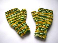 BabyArmstulpen fingerlose Handschuhe von frostpfoetchen auf Etsy
