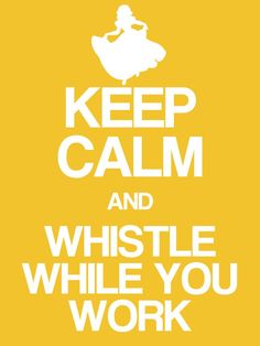 "Keep Calm & Whistle while you work - Project Life Disney Journal Card - Scrapbooking. ~~~~~~~~~ Size: 3x4"" @ 300 dpi. This card is **Personal use only - NOT for sale/resale** Logos/clipart belong to Disney. Font is Coolvetica http://www.dafont.com/coolvetica.font"