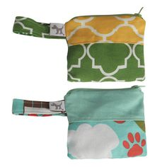 Fillmore Leash Pouch Thursday, $18, now featured on Fab.