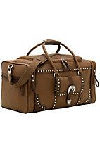 Bandana by American West Lake Tahoe Collection Chestnut Sports Bag