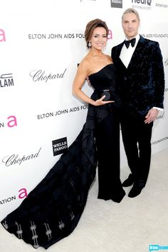 Cameron Silver looking amazing at an Oscars party with @Lisa Phillips-Barton Robertson QVC from @QVC.