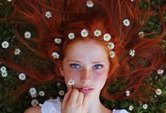 capelli rossi naturali - Cerca con Google