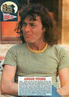Mrs Angus Young: Photo