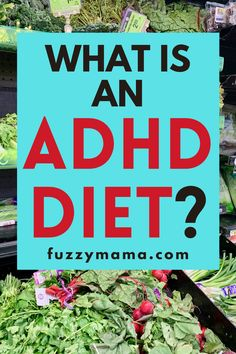 Food can greatly affect your ADHD Kids behavior and symptoms. Find out all the basics of an adhd diet for kids here, along with tips for staying on a budget when buying super healthy food. Adhd Odd, Adhd And Autism, Adhd Facts, Sensory Disorder, Trim Healthy Mama Plan, Adhd Help, Adhd Diet, Adhd Brain, Adhd Strategies