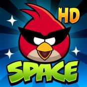 Juego Angry Birds Space HD para iPad en la App Store de Apple.