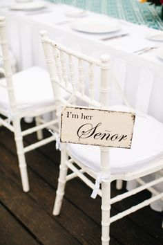 This cute sign will add a romantic and whimsical feel to your wedding! Talk to the wedding coordinators and they can plan your perfect wedding #NowSapphire
