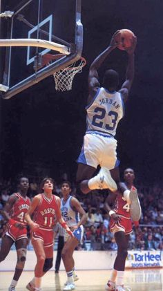 how to jump high to dunk secrets . Michael Jordan Basketball, Jordan 23, Michael Jordan Unc, Michael Jordan Photos, Basketball Coach, Basketball Players, Basketball Scoreboard, Basketball Floor, Basketball Shirts