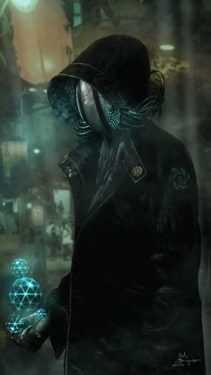 noisy-pics: Hardwired Cyberpunk by Neil Branquinho RedBubble