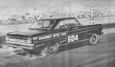 Vintage Drag Racing - Ford Falcon