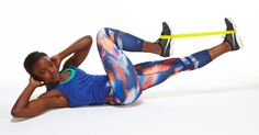 Gone are the days when we thought we could simply crunch our way to that coveted six-pack. We know better—sculpting a whittled middle means calling into play all of your core muscles, from the rectus abdominus (AKA the six-pack) to the transverse abdominus to the internal and external obliques. This month, we're asking you to skip the sit-ups. Instead, let Tone House trainer Lauren Williams take you through a core-blasting series that not only nails each of your abdominal muscle groups, it…