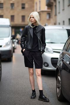 Spotted: Falling For Flats - Whether it be loafers, oxfords, brogues, d'Orsay flats or sandals, we stand behind flat footwear 110%. Humility is charming and practicality is key.