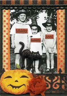 Bibbity, Bobbity, Boo! ATC | Flickr - Photo Sharing!