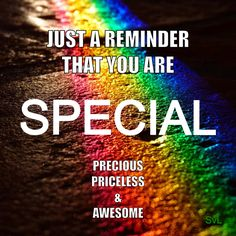 You R Special   ‼️