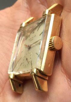 Vintage-Patek-Philippe-18K-GOLD-Rectangular-ref-2490J