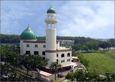 Alkaff Kampung Melayu Mosque, Singapore