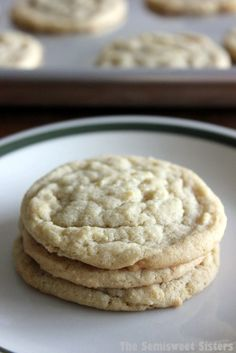 Soft Chewy Brown Sugar Cookies