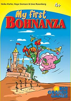 My FirstBohnanza Card Game * Check out the image by visiting the link. Note:It is Affiliate Link to Amazon.