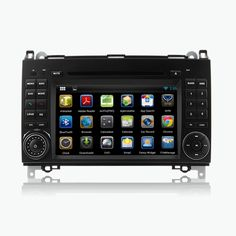 Android 5.1.1 CAR DVD GPS Navigation  FOR Mercedes Benz Viano / Vito W639 / Sprinter W906 / W209 /W311 / W315 / W318  2006-2012