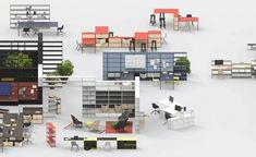 Bienvenido a la nueva oficina: ORGATEC, nuevas visiones …
