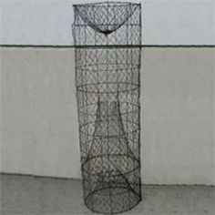 """1 1/2 """" Square Reinforced Wire Catfish Trap"""