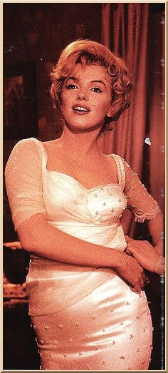 Marilyn Monroe -1957 - The Prince and the Showgirl