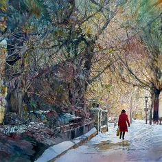 The Naked City, John Salminen